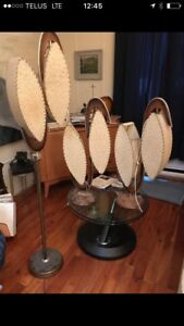 LOOKING TO BUY: vintage retro 1950s/60s/70s lamps