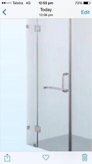 Frameless shower screen BRAND NEW Devonport Devonport Area Preview