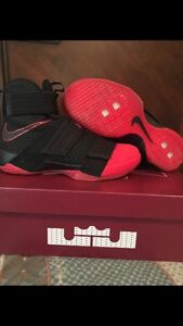 Basketball shoes lebron 10 soldiers