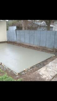 SG Concreting and landscaping services !  Salisbury Downs Salisbury Area Preview