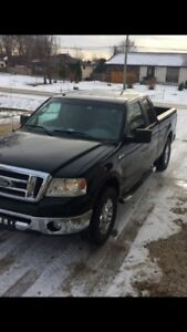2008 Ford F-150 Ext Cab. XLT 5.4