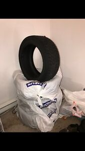 Country Winter Tires barley used