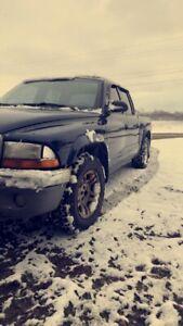 2002 Dodge Dakota SLT 2WD