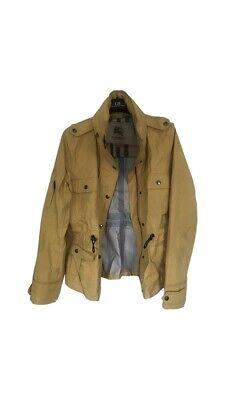 Burberry Yellow Wind Jacket Size M