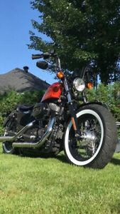 Harley Forty-eight 48