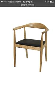 Six Denmark Carver Chair
