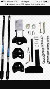 Hayman Reese's super heavy duty Weight Distribution kit 550kg Bayonet Head Albany Area Preview