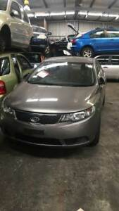 Kia Cerato 2011 Wrecking Welshpool Canning Area Preview