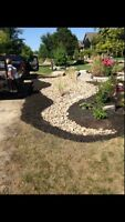Custom River Rock Gardens Free Quotes