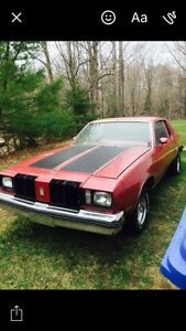olds cutlass