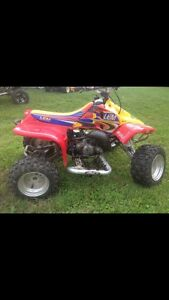 Parting out 65cc 2-stroke