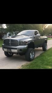 Looking for a stock 2nd or 3rd gen cummins must be 4x4