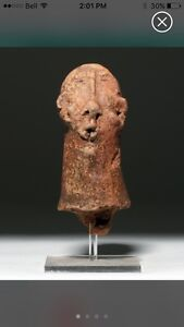 Bura Civilization Terra-cotta. 3rd Century. ON HOLD