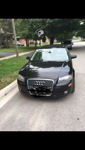 AS IS.    2006 Audi A3