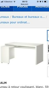 Bureau d'IKEA