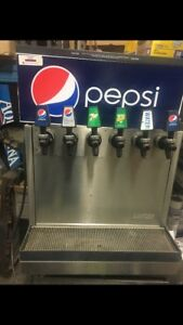 Wanted : Pepsi employee for gear and or  parts.