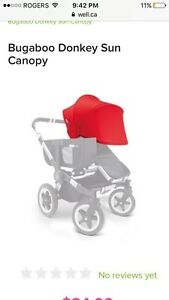 ISO- Bugaboo canopy's