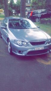 Swap or sell 03 ba xr6t long rego, full service log book history Beresfield Newcastle Area Preview