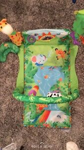 Fisher Price tummy time/ activity play mat