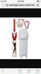 """""""BRAND NEW""""Basic Cricket Set Pottsville Tweed Heads Area Preview"""
