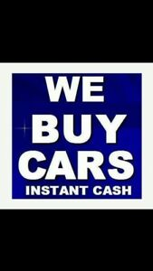 CASH 4 CARS buying unwanted and scrap vehicles same day pick up