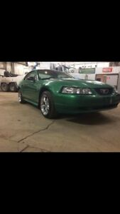 2001 Ford Mustang 5 speed