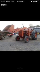 Wanted tractor loader Port Pirie Port Pirie City Preview