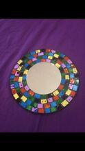 Mosaic mirror Brassall Ipswich City Preview