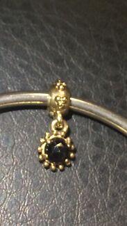 Pandora 14k gold dangle charm