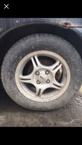 195/55R15 spare tires