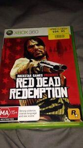 Red Dead Redemption (Xbox 360) Cranbourne Casey Area Preview
