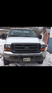 Two 2001 Ford 4x4's  For Sale
