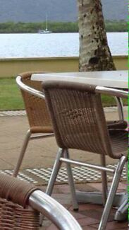 Garden chairs Como South Perth Area Preview