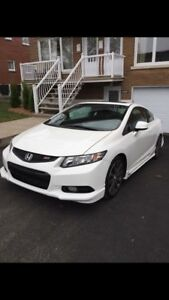 Honda Civic SI HFP 2013