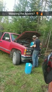 89 chev truck parts