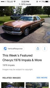 Looking for 70-76 gm cars