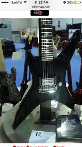 In Search Of BC Rich Stealth!!