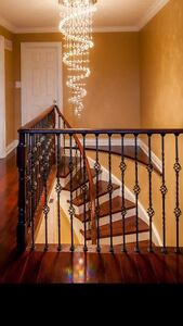 Classic stairs 416-457-4624 Stratford Kitchener Area image 9