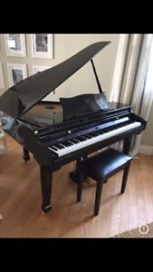 Mini grand piano Adagio