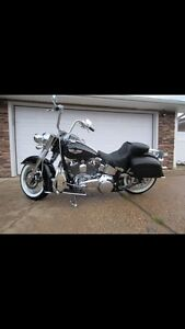 2009 Harley Davidson Softail Deluxe