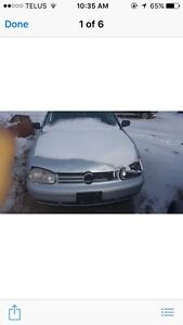 2004 Volkswagon Golf