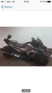 Can Am Spyder RSS à vendre !