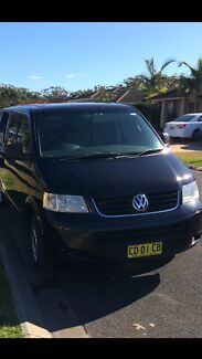 2007 Volkswagen Transporter,make an offer,need it gone!! Port Macquarie 2444 Port Macquarie City Preview