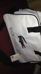 Lacoste carrying sports bag