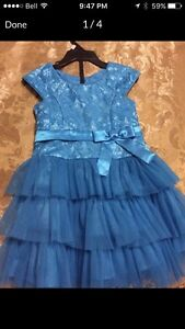 Very cute toddler dress size 3 like new worn once