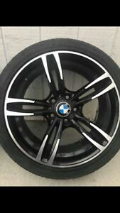 bmw rims and tires 225 40 18