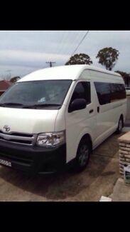 Western Sydney shuttle bus service  Blacktown Blacktown Area Preview
