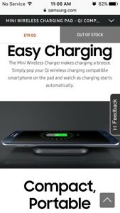 Fantastic Deal On Wireless Cellphone Charging Pads from Samsung