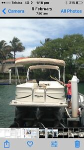 Pontoon,  Party Boat Coolangatta Gold Coast South Preview