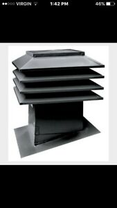 Maximum Roof Vents